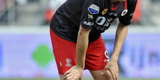 Bruins vergezelt Cvitanich bij Nice