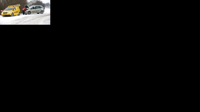 ANWB krijgt meer meldingen van wintersporters met autopech