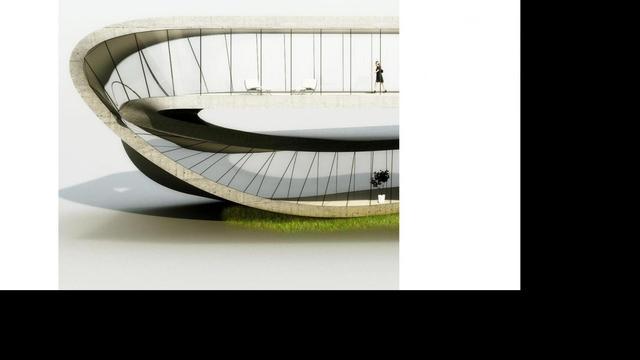 Nederlander ontwerpt 3D-geprinte woning