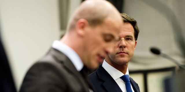 VVD en PvdA herstellen weer licht in peiling