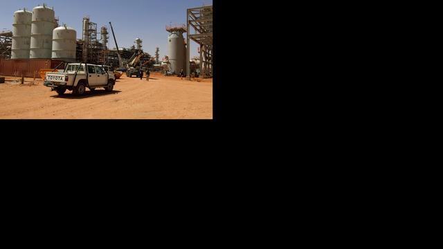Aangevallen Algerijns gascomplex werkt weer