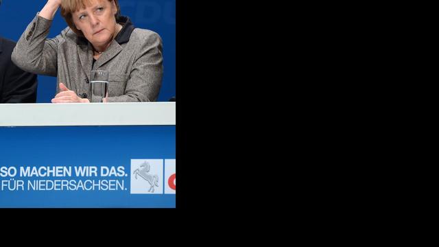 'Islamisten dreigen met aanslag op Merkel'