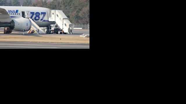 Onderzoek naar accu's Dreamliner duurt voort