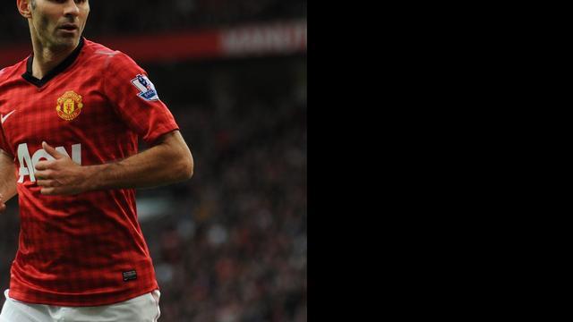 Giggs naast speler ook trainer van Manchester United