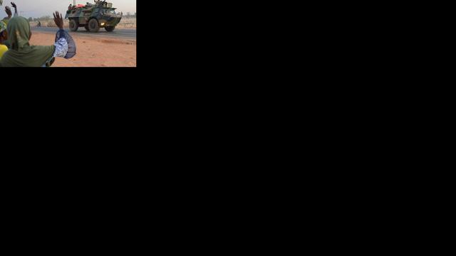 Militairen bereiken centrum al-Qaedastad Mali