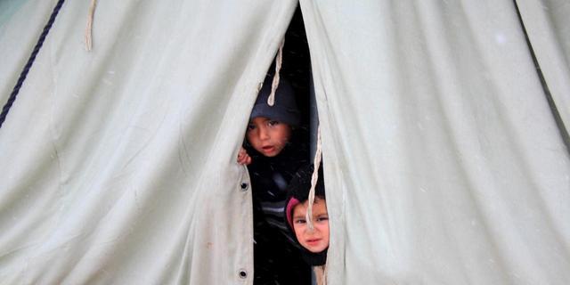 Syrische vluchteling dood na gevechten in kamp