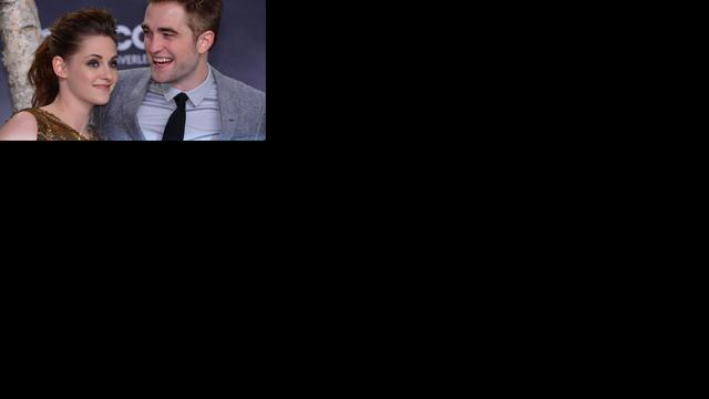 'Robert Pattinson blij met hereniging Kristen Stewart'