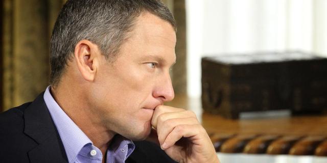 IOC heeft medaille Armstrong nog niet terug