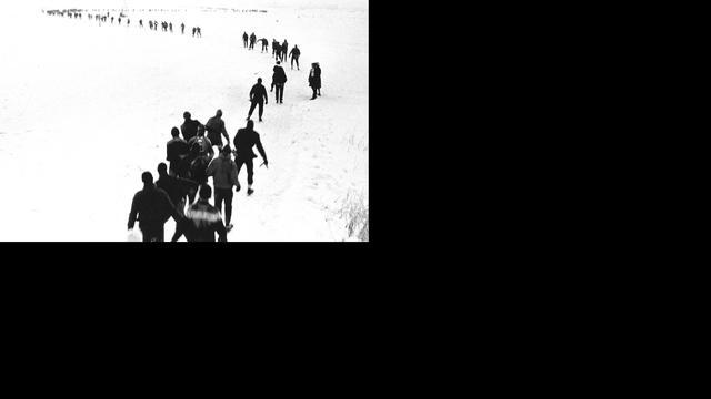 18 januari 1963 was een van koudste dagen ooit