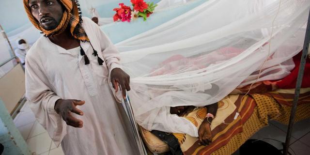 Tienduizenden ontvluchten Darfur