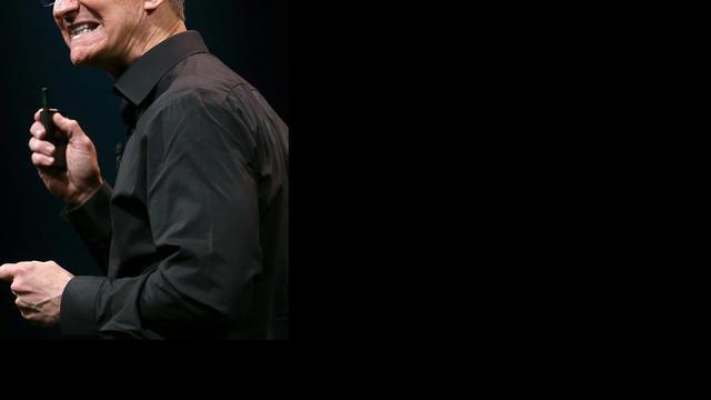 Apple stelt aandeelhouders niet tevreden