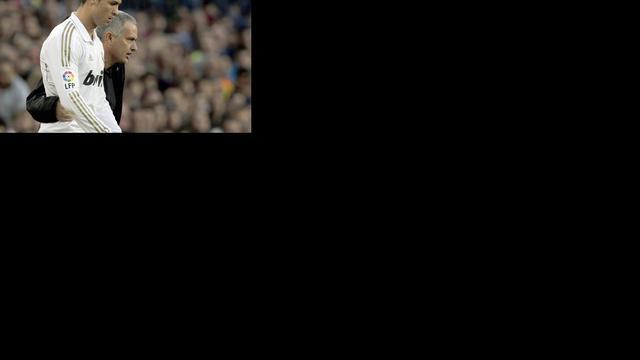Mourinho haalt uit naar Ronaldo
