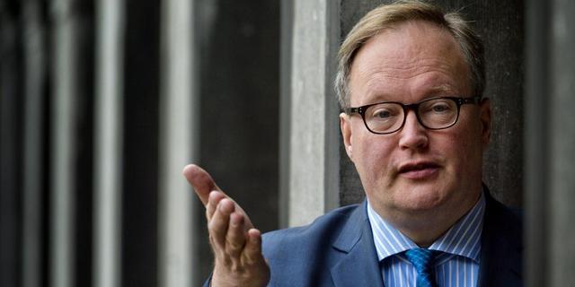 'Ik ben David, de Europese instellingen zijn Goliath'