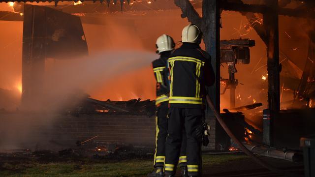 'Helft bedrijven overleeft grote brand niet'