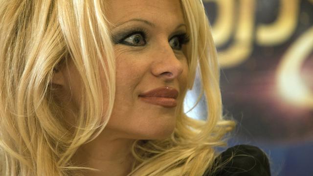 'Pamela Anderson wil opnieuw in show Hans Klok'