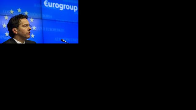 Griekenland krijgt aanmaning en aanmoediging van Eurogroep