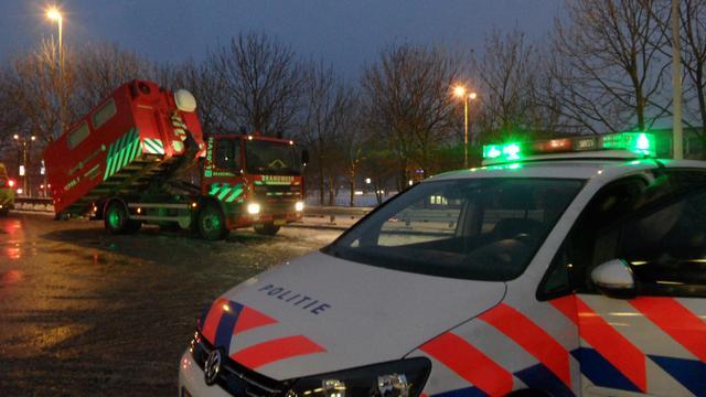 Mannen opgepakt voor schietpartij metro Rotterdam