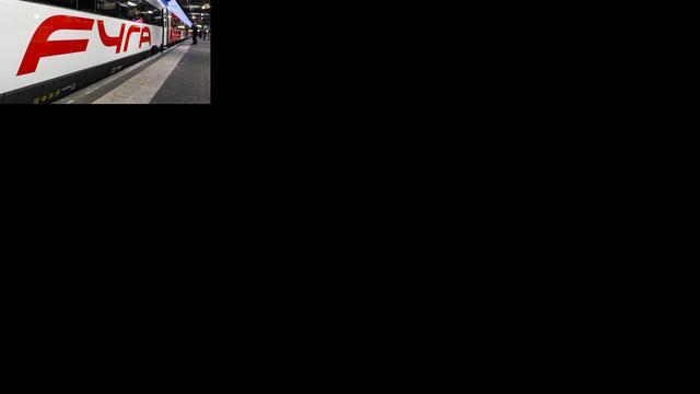 Belgische spoorwegen zagen Fyra nooit zitten