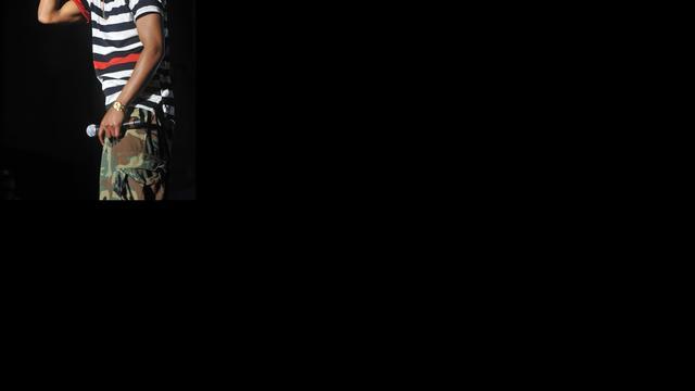 Lupe Fiasco van podium gehaald tijdens inauguratiefeest Obama