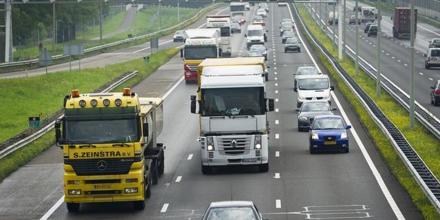 1,7 miljard aan gezondheidsschade door trucks