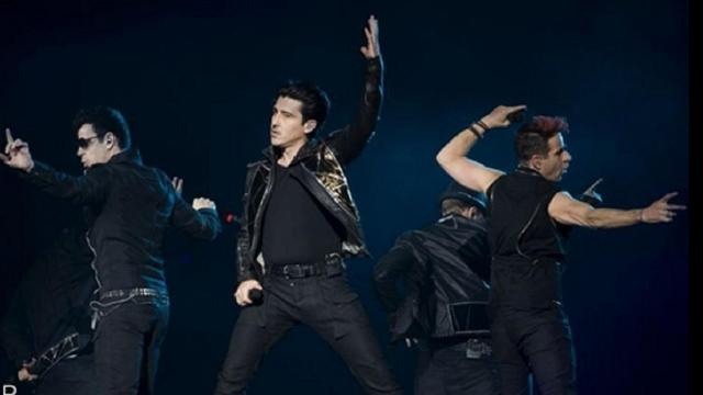 NKOTB toert met 98 Degrees en Boyz II Men