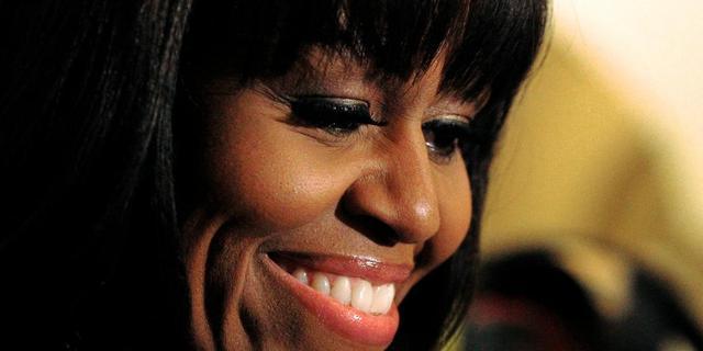 Iraans 'nat buskruit' voor Michelle Obama