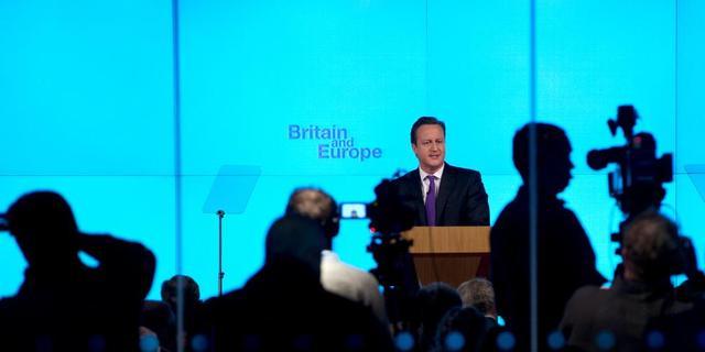 Cameron kondigt referendum over Europa aan