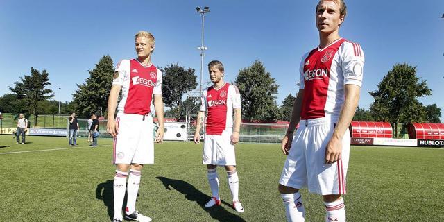 Boilesen maakt rentree in selectie Ajax