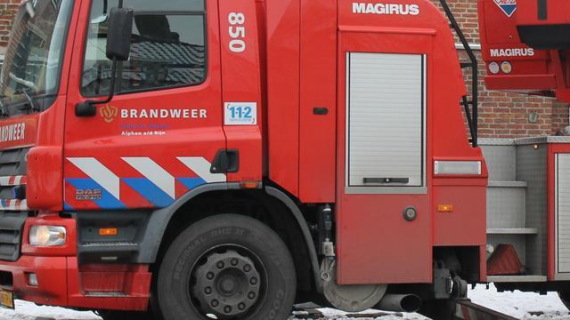 Rook in kelder gerechtsgebouw Den Bosch