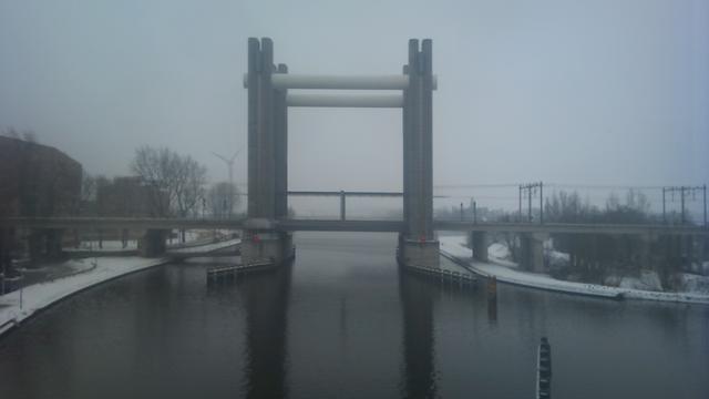 Kapotte spoorbrug bij Gouda hindert treinverkeer