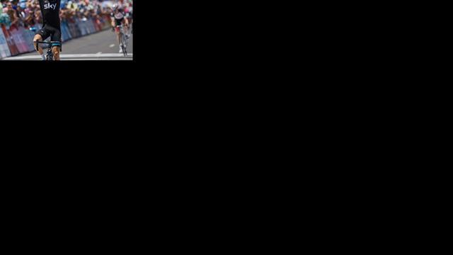 Thomas zegeviert in Tour Down Under, Slagter vierde