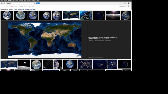 Google Afbeeldingen 'sneller en overzichtelijker'