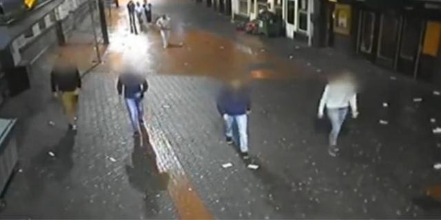 Verdachten mishandeling Eindhoven vrij