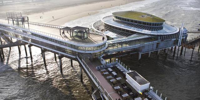 Scheveningse Pier als duurzame proeftuin