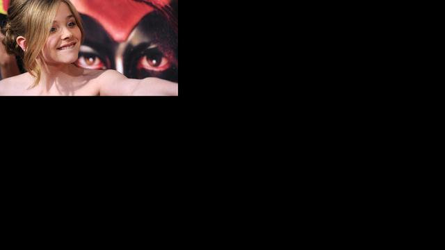 Cloë Moretz in bovennatuurlijke film