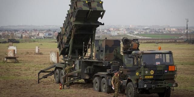 NAVO akkoord met verlenging missie Patriots