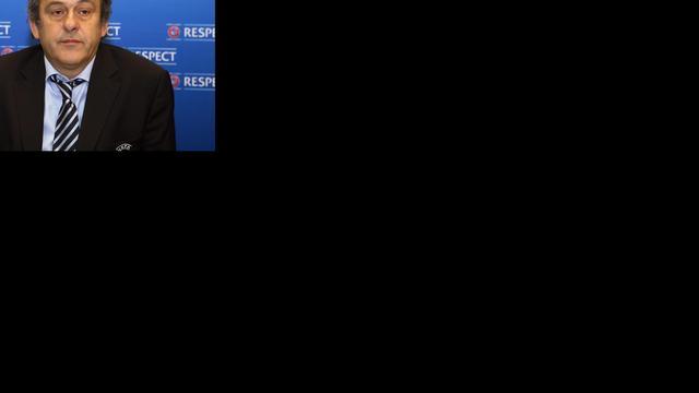 UEFA-voorzitter Platini pleit voor WK met veertig landen
