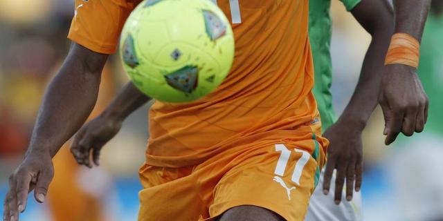 WK-ticket kan Ivoorkust bijna niet meer ontgaan