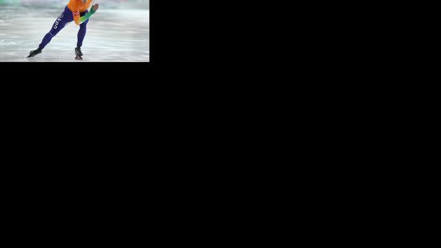 Mulder leidt na twee afstanden op WK sprint