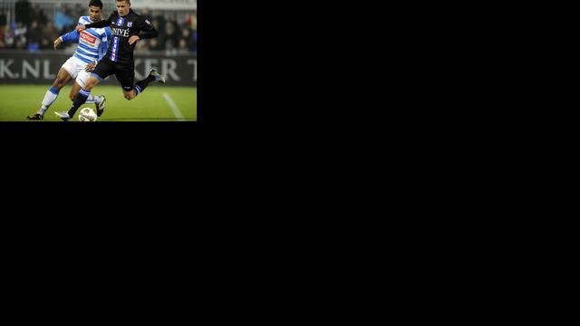 sc Heerenveen verspeelt zege bij PEC Zwolle