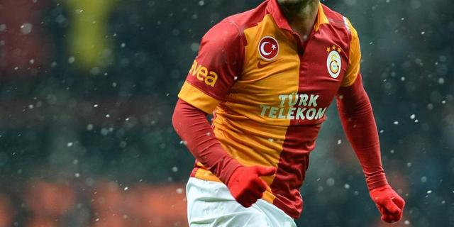 Sneijder alweer in basisformatie Galatasaray