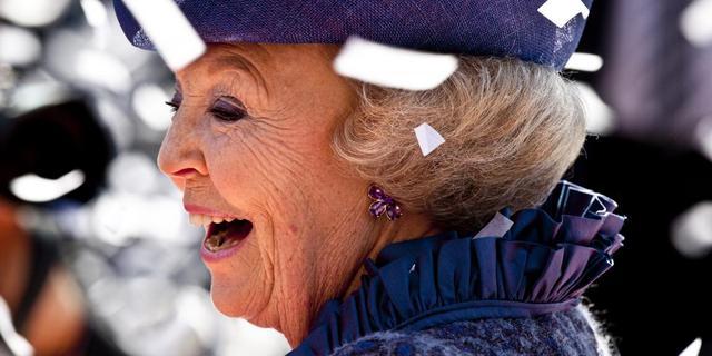 Partijen dankbaar voor inzet Beatrix