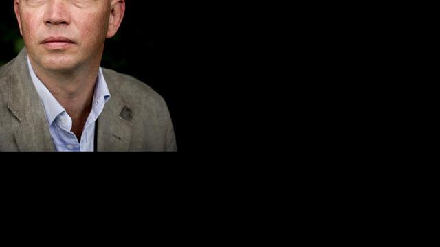 Tommy Wieringa genomineerd voor E. du Perronprijs