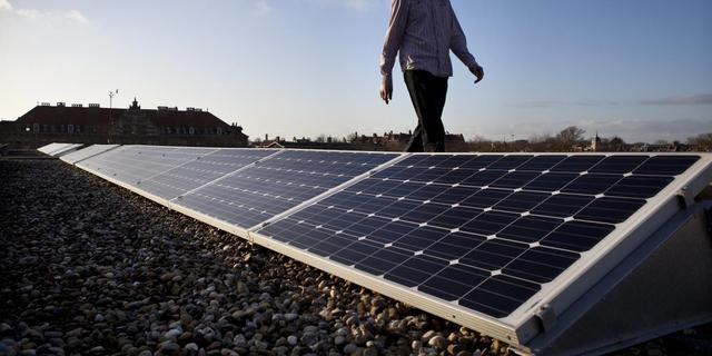 Plannen voor 7.000 zonnepanelen verplaatst naar Steenakker