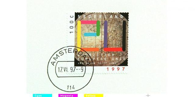 Guldenpostzegel wordt ongeldig