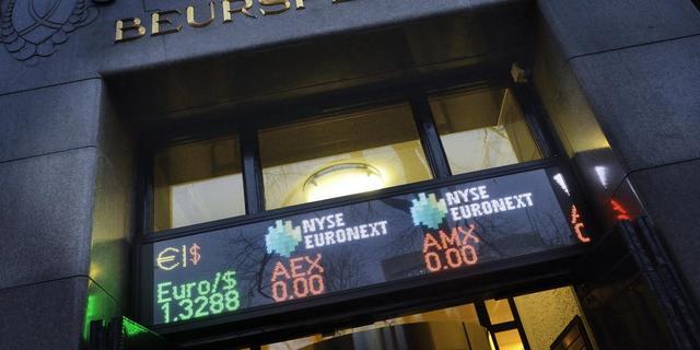 Europese beurzen sluiten opnieuw met winst