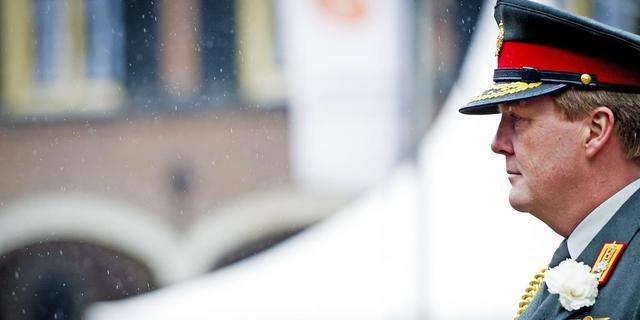 Vertrouwen in Willem-Alexander gestegen