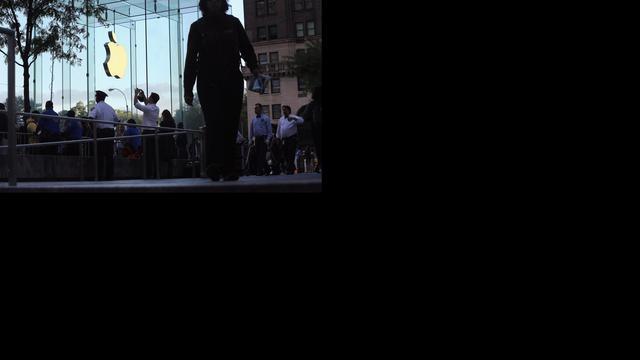 'Apple laat iOS ook door Apple Store-medewerkers testen'