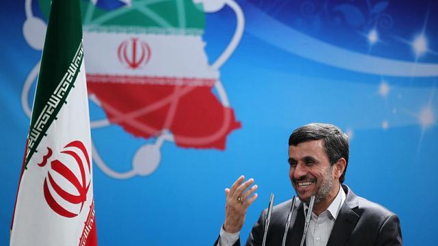 Iran verdedigt kernprogramma voor gesprekken
