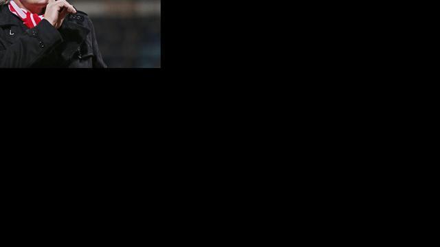 Verbeek: 'Het was billen knijpen'